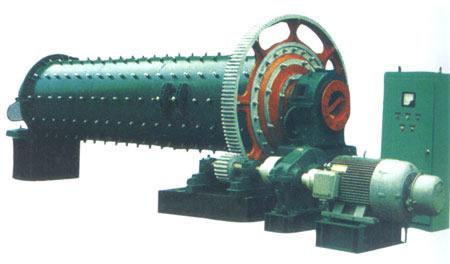 格子型湿式型球磨机